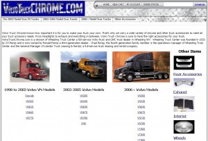 VTChrome.com screenshot